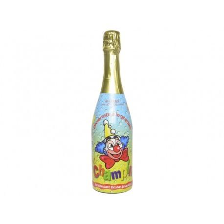Champín Cava Niños Sin Alcohol Botella 750ml