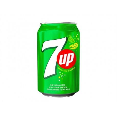 7UP Refresco de Lima Limón Lata 330ml