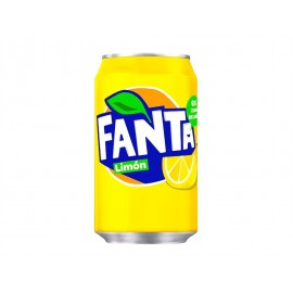 Fanta Limón Lata 330ml
