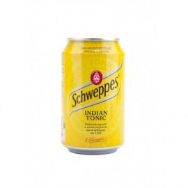 Schweppes Tonic 330 ml können