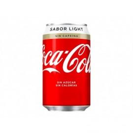 Coca Cola Coca Cola Light Sin Cafeína Lata 330ml