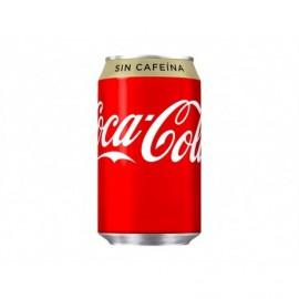 Coca Cola Coca Cola Sin Cafeína Lata 330ml