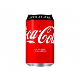 Coca Cola Coca Cola Zero 330 ml können