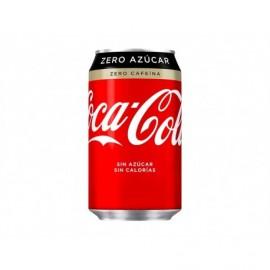Coca Cola Coca Cola Zero Zero 330 ml können