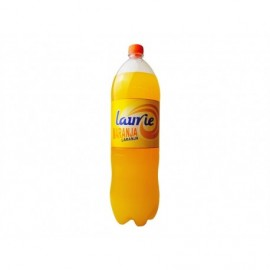 Laurie Refresco de Naranja Botella 2l
