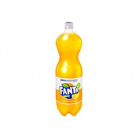 Fanta Fanta Naranja Zero Botella 2l