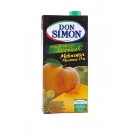 Don Simon Zumo de Melocotón Brik 1l