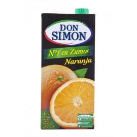 Don Simon Zumo de Naranja Brik 1l