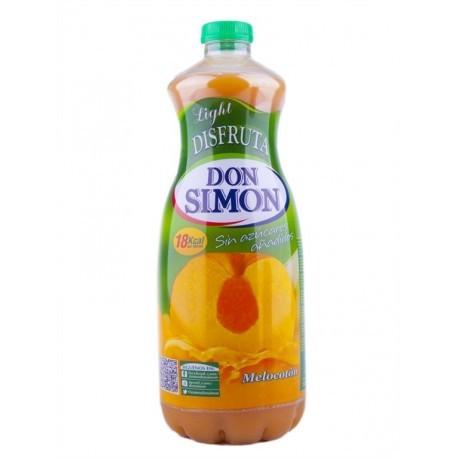 Don Simon Zumo de Melocotón Sin Azúcar Botella 1,5l