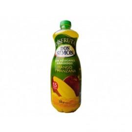 Don Simon Zumo de Mango y Manzana Sin Azúcares Añadidos Botella 1,5l