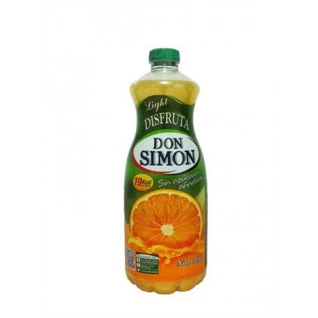 Don Simon Zumo de Naranja Sin Azúcar Botella 1,5l