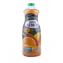 Don Simon Zumo de Naranja, Mango y Zanahoria Botella 1,5l