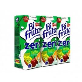 Pascual Zumo de Frutas y Leche Pacífico Zero Bifrutas Pack 3x330ml