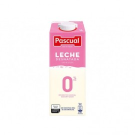 Pascual Leche Desnatada Brik 1l