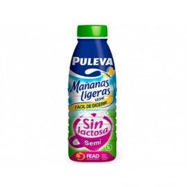 Puleva Leche Semidesnatada Sin Lactosa Botella 1l