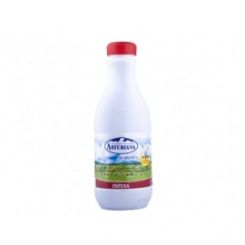 Central Lechera Asturiana Leche Entera Botella 1,5l