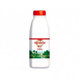 Président Leche Entera Botella 1,5l