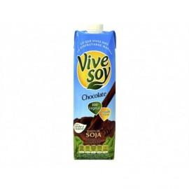 Pascual Bebida de Soja con Chocolate ViveSoy Brik 1l