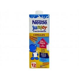 Nestlé Leche Crecimiento Junior Cereales Brik 1l