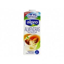 Central Lechera Asturiana Bebida de Almendras Alpro Sin Azúcar Brik 1l