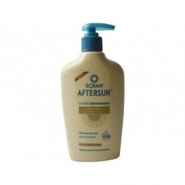 Ecran Repairing after-sun lotion Prolongs the tan 200 ml bottle