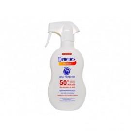 Denenes ProTech F50 + Sunscreen Spray 300 ml bottle