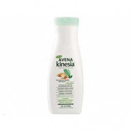Kinesia Soothing Shower Gel with Oats and Aloe Vera 100% Natural 650 ml bottle