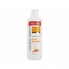 Natural Honey Gel Extra Nutritivo con Miel 100% Natural Botella 750ml