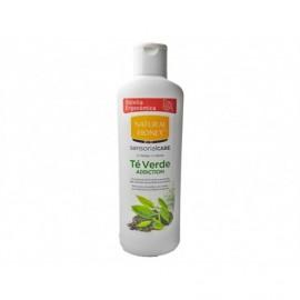 Natural Honey Green tea shower gel 650 ml bottle