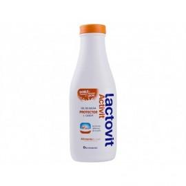 Lactovit Shower Gel Activit Protector L Casei F 600 ml bottle