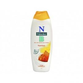 Palmolive Gel Nutritivo con Miel y Leche Hidratante Botella 600ml