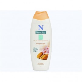 Palmolive Shower gel with almonds and milk 600 ml bottle