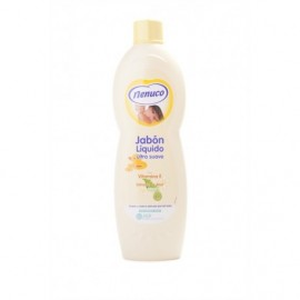 Nenuco Jabón Líquido Aloe Vera Botella 750ml