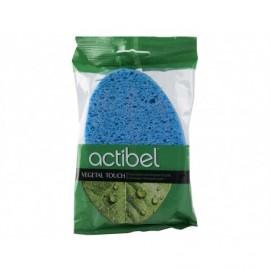 Actibel Esponja de Baño Suave Vegetal Touch Bolsa 1ud