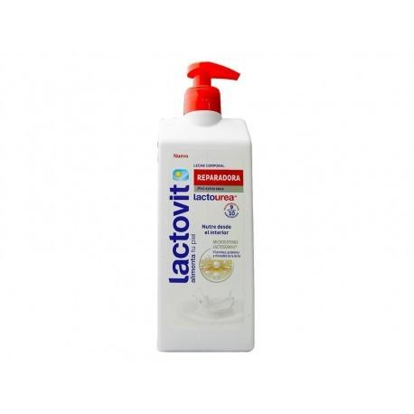 Lactovit Lactourea Repairing Body Milk Very Dry Skin 400 ml bottle