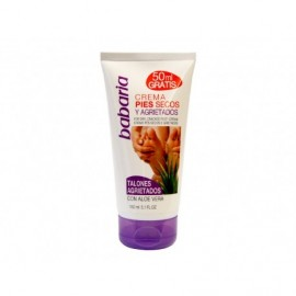 Babaria Cream for dry and cracked feet 150 ml bottle