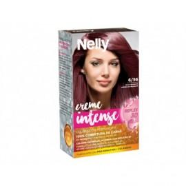 Nelly Tinte Rojo Granate 6/56 Creme Intense Caja 1ud