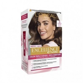 Excellence Creme No5 Coloration Cheveux Châtain Clair L' ORÉAL Boîte 1 unité