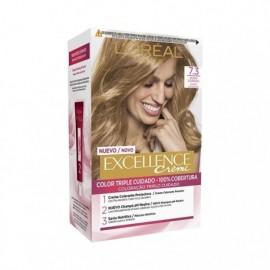 Excellence Creme n ° 7.3 Coloration cheveux Blond doré L' ORÉAL Boîte 1 unité