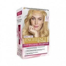 Excellence Creme Nr. 93 Hellgoldene blonde Haarfarbe L' ORÉAL box 1 einheit
