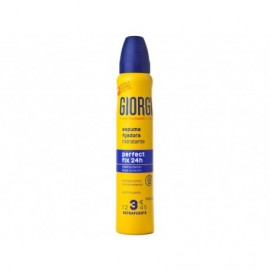 Giorgi Espuma Fijadora Hidratante Perfect Fix Spray 200ml