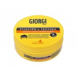 Giorgi Ultra strong ruffled effect hair cream 125ml bottle