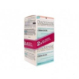 Diadermine Crema Facial Hidratante Matificante Piel Normal Bote 50ml - Pack 2x1