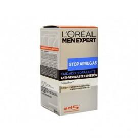 Crème Visage Anti-Rides Expression L' ORÉAL Men Expert bouteille de 50 ml