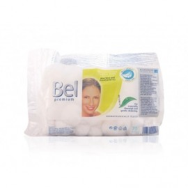 Bel Cotton make-up remover with aloe vera Bag 70 units