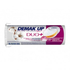 Demak Up Discos Desmaquillantes Duo+ Paquete 70ud