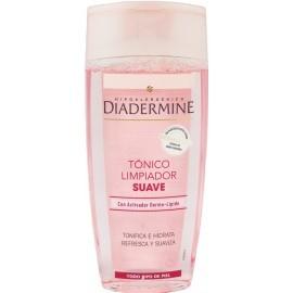 Lotion tonique pour le visage douce Diadermine bouteille de 200 ml