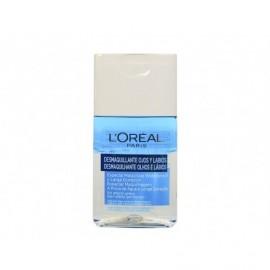 L' ORÉAL Eye makeup remover 125 ml bottle