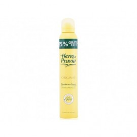 Heno de Pravia Desodorante Original Spray 250ml