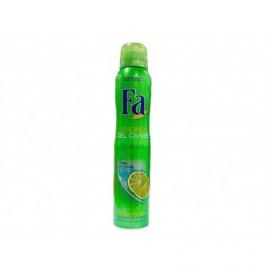 Fa Desodorante Limones del Caribe 48h de Protección Spray 200ml
